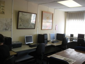 York Family History Society Research Room