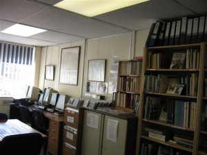 York Family History Society Study Room